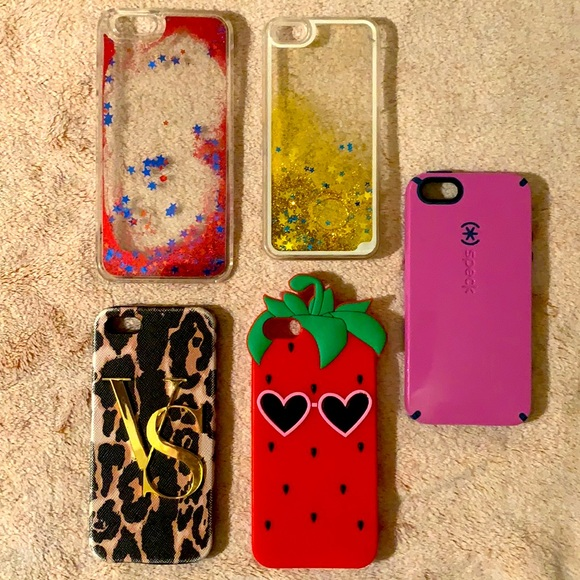 Lot of iphone cases!🍓